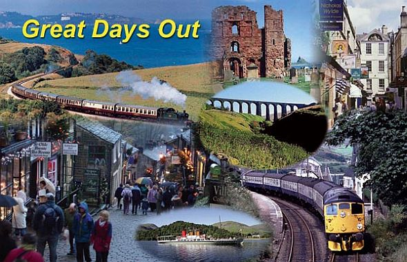 Great Days Out header